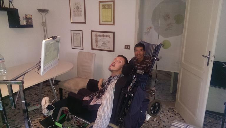 Paralisi Cerebrale Infantile Luca