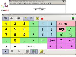 EasyMath: software di matematica per disabili