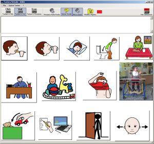 TABELLA Comunicazione Aumentativa Personalizzata 2