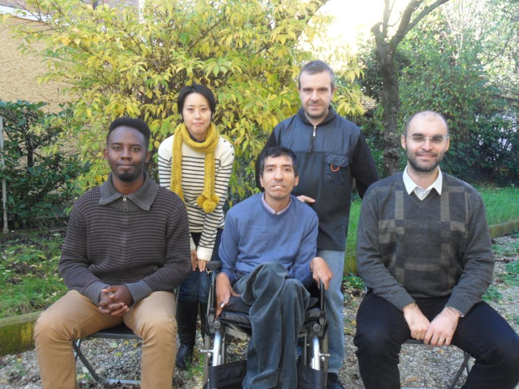 Staff di AIDA Onlus di Modena