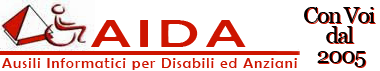 Ausili informatici e di comunicazione per disabili