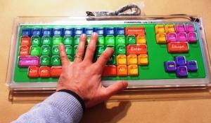 Tastiera per disabili